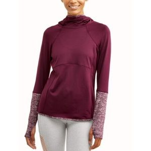 Avia Active Cold Weather Pullover Hoodie